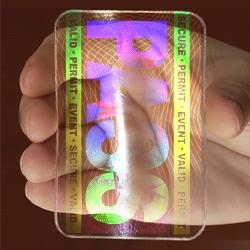 foil hologram