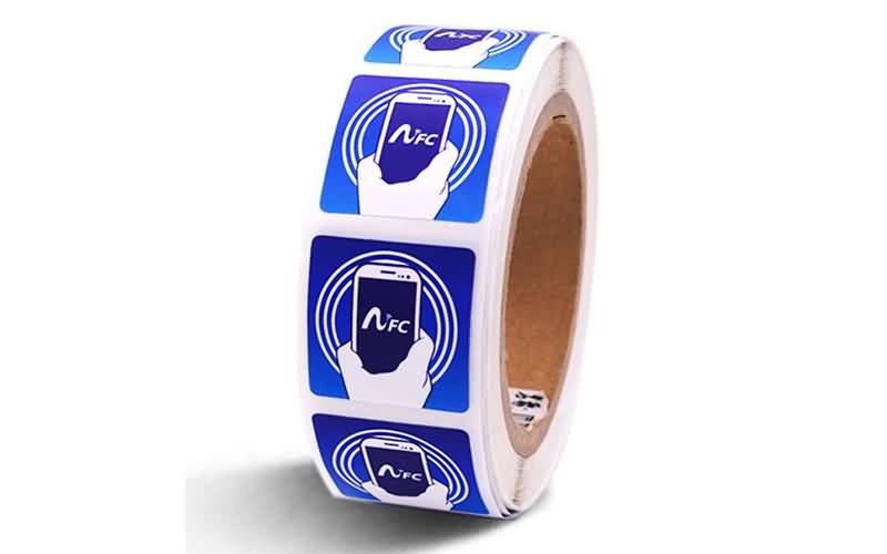 nfc sticker inlay