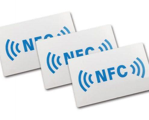 printing nfc label tags