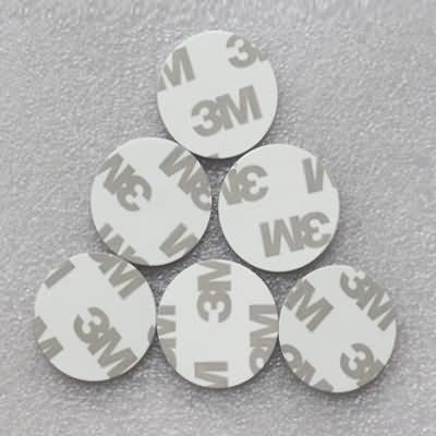 3m adhesive rfid coin tag