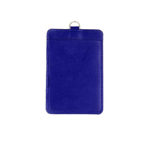 Leather badge holder1