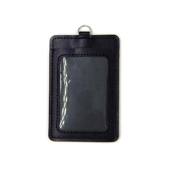 Leather badge holder2