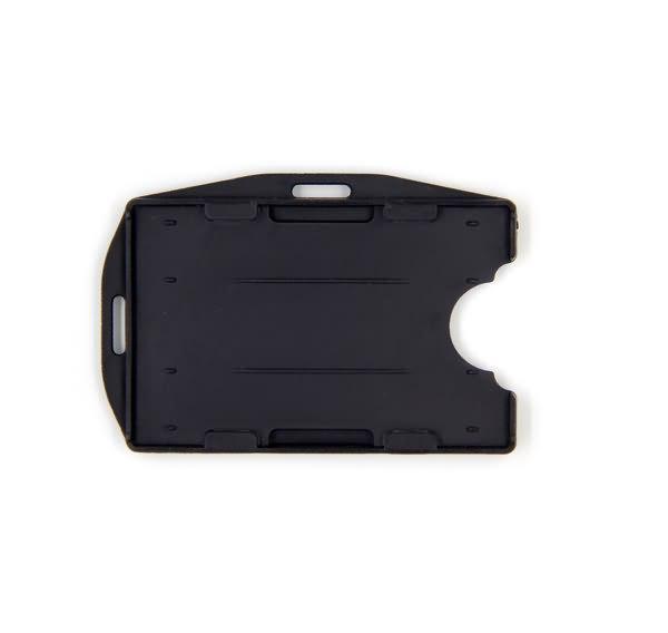 Open face rigid badge holder3