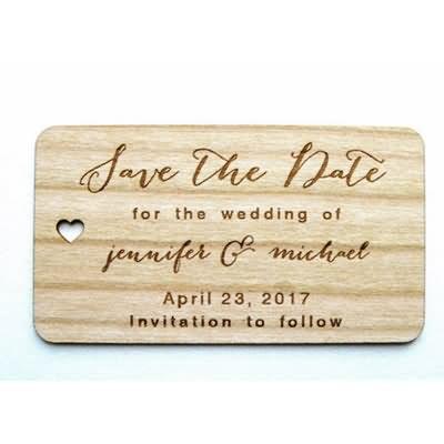 RFID I-CODE Wooden Card1