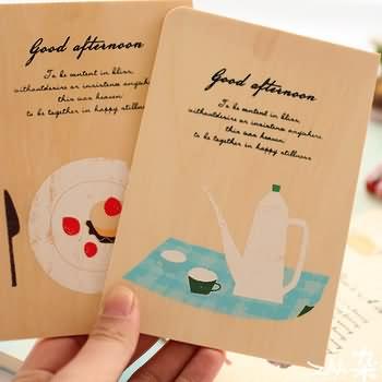 RFID Printing Wooden card