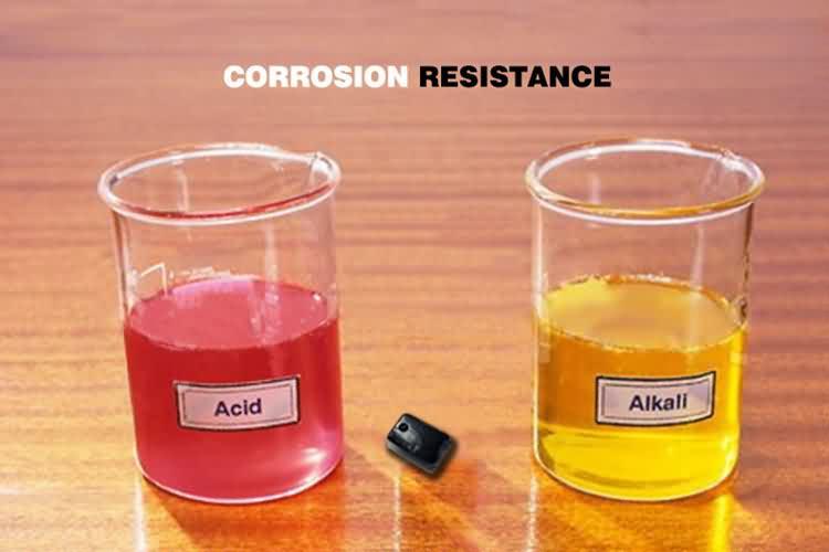 ceramic tag corrosion resistance