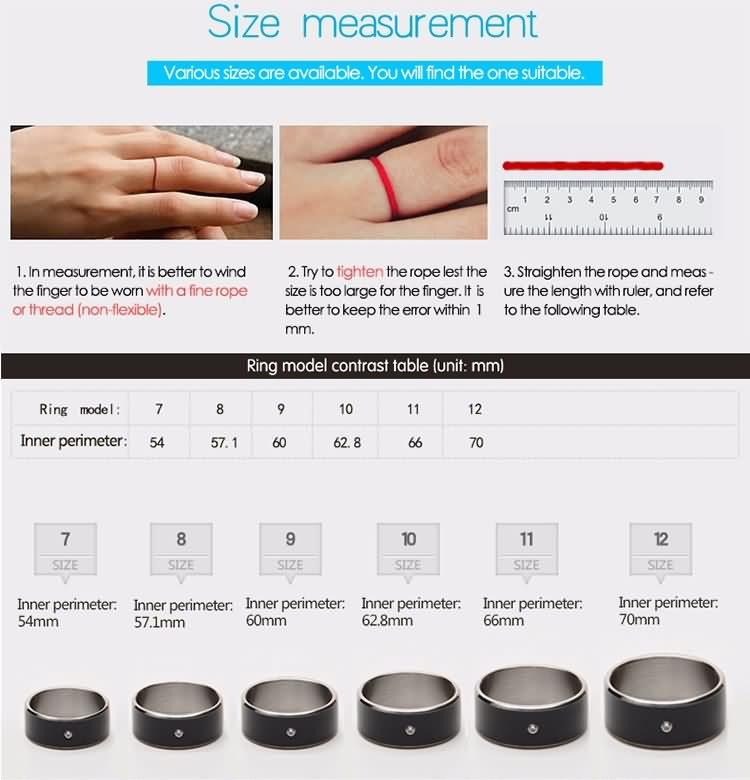 nfc smart ring12