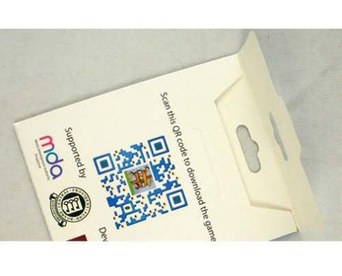 plastic card holder case