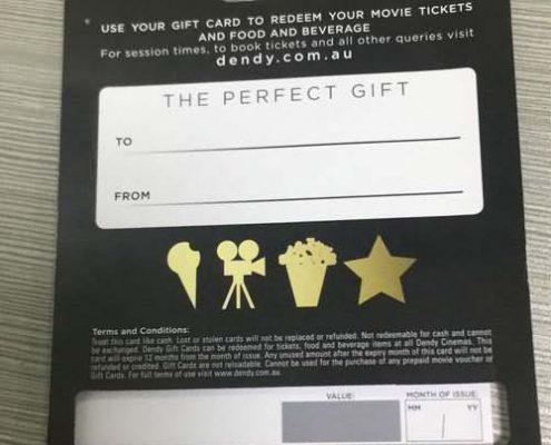 plastic card holder package