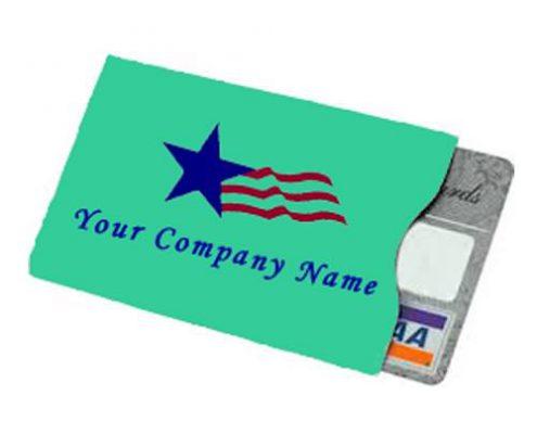 printed paper card sleeves