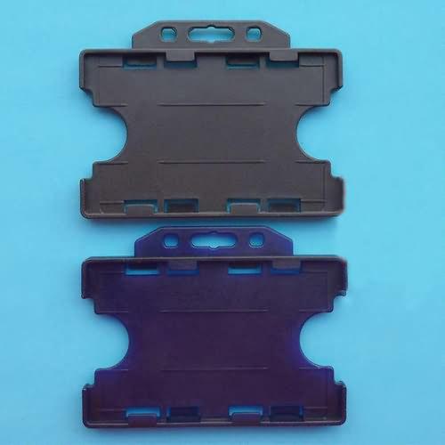rigid pp pvc card holder
