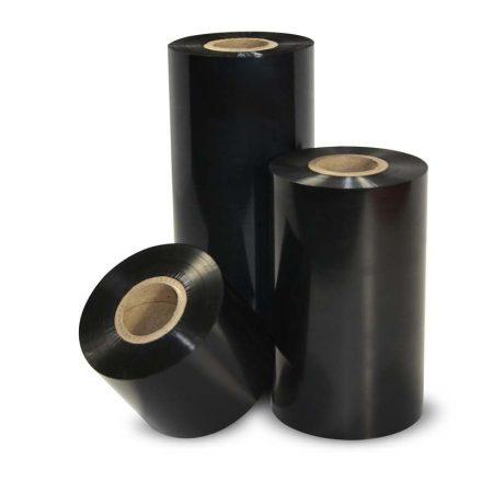 Black Wax Thermal Transfer Ribbon