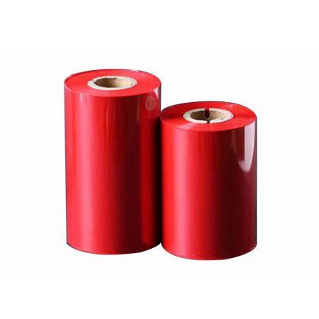Red Color Resin Thermal Transfer Ribbon