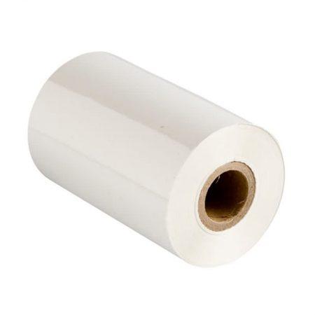 White Color Resin Thermal Transfer Ribbon