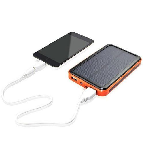 solar energy power bank